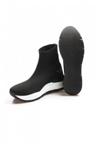 Fast Step Spor Ayakkabı Siyah Sneaker Ayakkabı 629Za018T600 629ZA018-T600-16777229