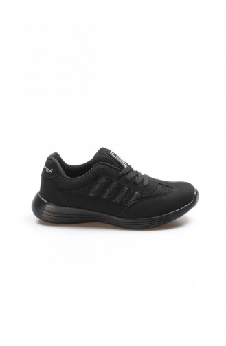 Fast Step Spor Ayakkabı Siyah Sneaker Ayakkabı 925Za221 925ZA221-16780241
