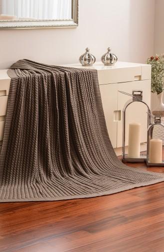 Single Blanket Khaki 00003-01