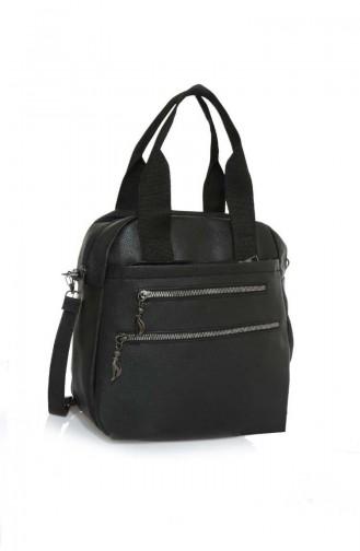 Stilgo Women´s Shoulder Bag JR15Z-01 Black 15Z-01