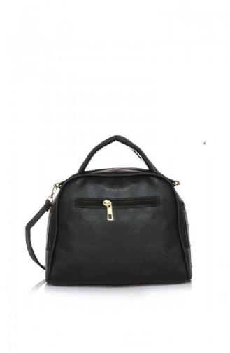 Stilgo Women´s Shoulder Bag JR17Z-01 Black 17Z-01