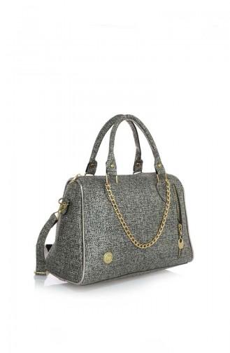 Stilgo Ladies Shoulder Bag JR19Z-02 Grey 19Z-02