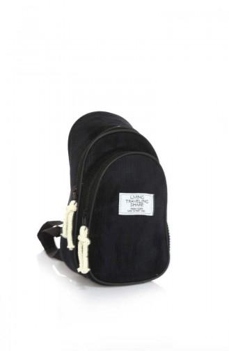 Stilgo Women s Backpack Dm06z-01 Black Velvet 06Z-01