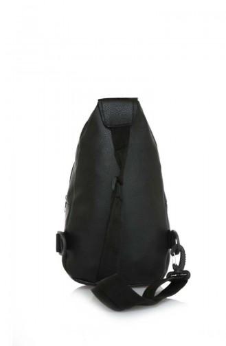 Stilgo Bayan Sırt Çantası DM08Z-04 Siyah Leopar