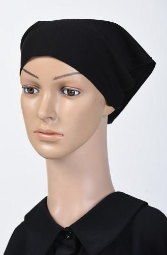 Bonnet Sans Couture 24605-01 Noir 24605-01