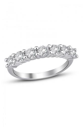 Sky Diamond Seven Stone Ring sky-2115 White 2115