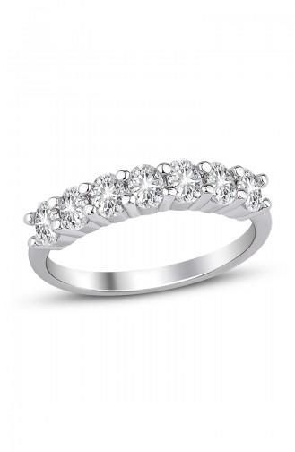 Sky Diamond Oval Seven Stone Ring sky-2122 White 2122