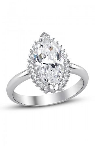 Sky Diamond Markiz Ring sky-2327 Weiss 2327