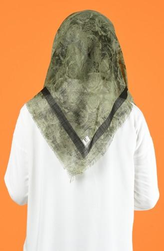 Light Khaki Green Hoofddoek 901603-13