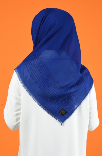 Silvery Cashmere Scarf 901604-08 Saxe 901604-08