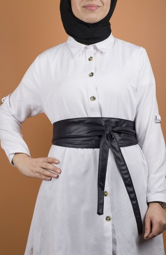 Ladies Belt Kl10-06 Navy Blue 10-06