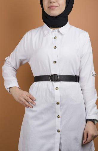 Lady Belt Mvt10-01 Black 10-01