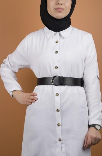 Lady Belt Mvt14-01 Black 14-01