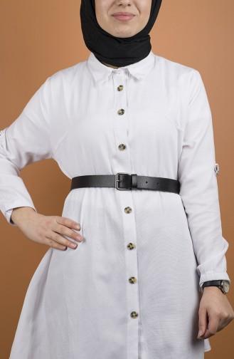 Lady Belt Mvt22-01 Black 22-01