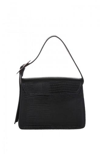 Women´s Cross Shoulder Bag M388-01 Black 388-01