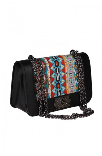 Women´s Cross Shoulder Bag M391-161 Blue 391-161