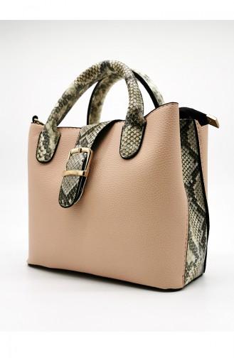 Ladies Shoulder Bag MM3106-102 Powder 3106-102