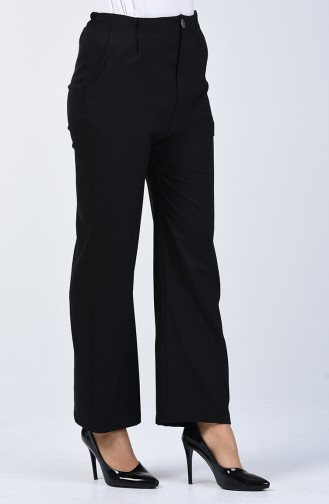 Double Trotter Trousers 5297-06 Black 5297-06