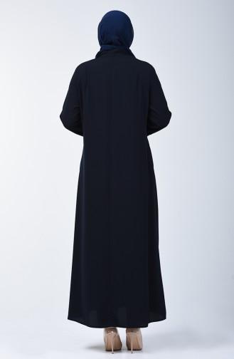 Navy Blue Overjas 2011-01