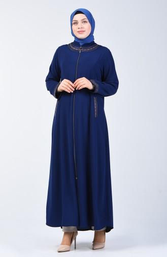 Light Navy Blue Topcoat 2012-02