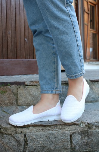 Women´s Sneakers Mdr08-02 white 08-02