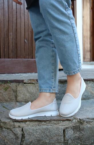 Bayan Spor Ayakkabı MDR08-04 Gri