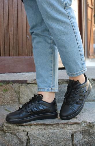 Women´s Sneakers Mdr09-01 Black 09-01
