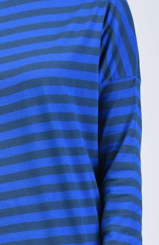 Saxon blue Tuniek 1287-03