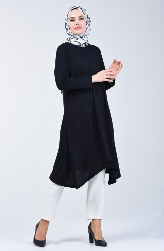 Navy Blue Tuniek 0076-02