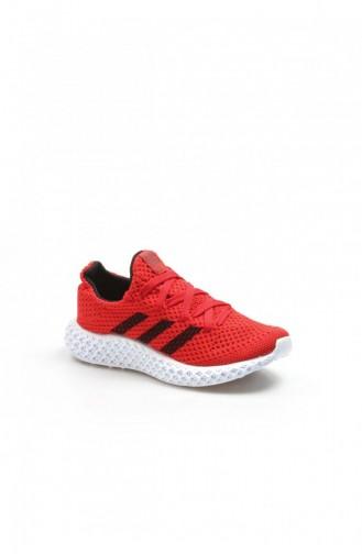 Fast Step Red Sneakers 930zafs4 930ZAFS4-16777224