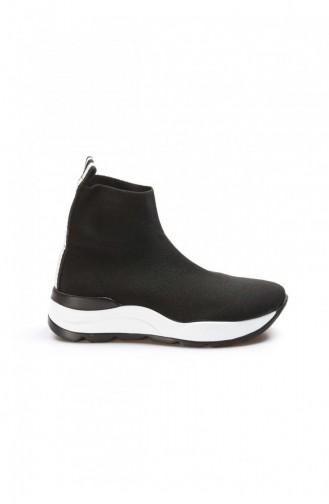 Fast Step Black Sneakers 629za018t500 629ZA018-T500-16777229