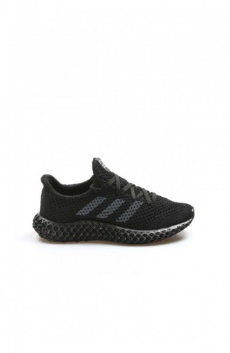 Fast Step Black Sneakers 930zafs4 930ZAFS4-16777229