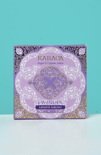 Karaca Doğal El Yapımı Sabun 3001-01 Lavanta Sabunu