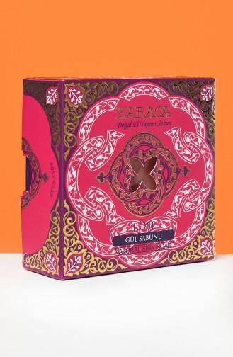 Karaca Doğal El Yapımı Sabun 3001-02 Gül Sabunu