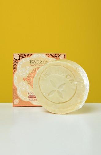 Karaca Doğal El Yapımı Sabun 3001-04 Ballı ve Sütlü Sabun