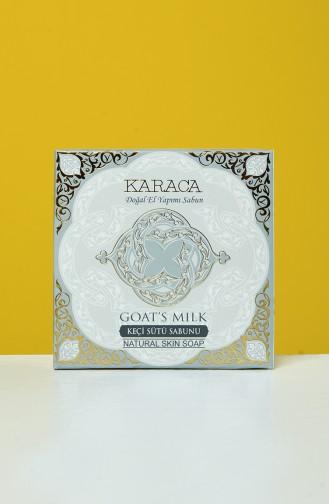 Karaca Doğal El Yapımı Sabun 3001-05 Keçi Sütü Sabunu