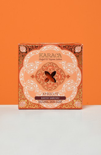 Karaca Natural Handmade Soap 3001-06 Apricot Soap 3001-06