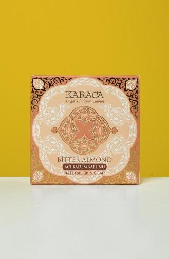 Karaca Doğal El Yapımı Sabun 3001-14 Acı Badem Sabunu