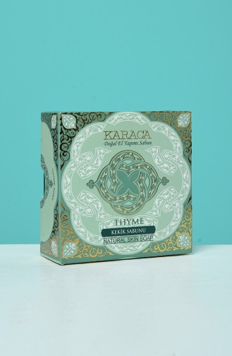 Karaca Doğal El Yapımı Sabun 3001-15 Kekik Sabunu
