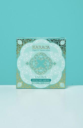 Karaca Savon Artisanal Naturel 3001-16 Savon a L huile de Laurier 3001-16