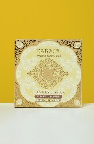 Karaca Doğal El Yapımı Sabun 3001-17 Eşek Sütü Sabunu