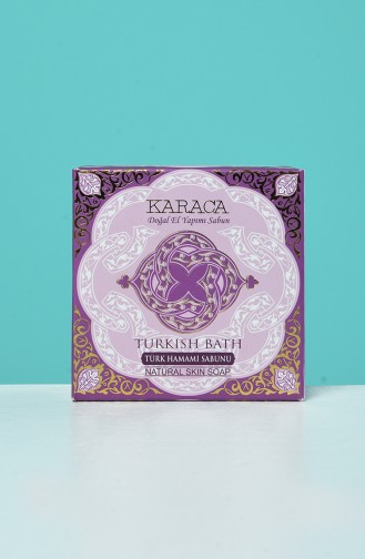 Karaca Doğal El Yapımı Sabun 3001-18 Türk Hamamı Sabunu