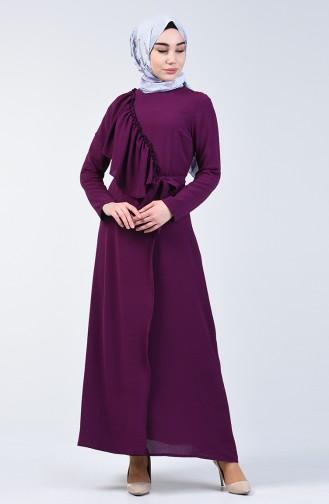 فستان أرجواني 0046-01