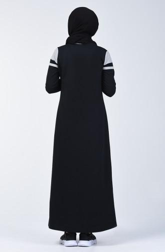 فستان أسود 1900-01