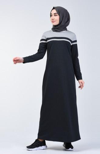 Light Black İslamitische Jurk 1900-03
