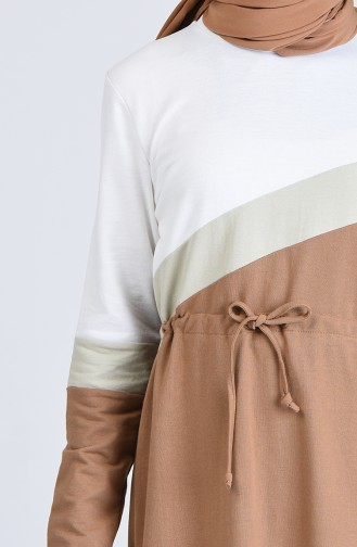 Topped Sport Long Tunic 0850-03 Camel 0850-03