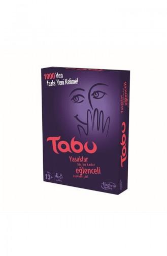 Hasbro Jeu Tabu-4 HASA4626 4626