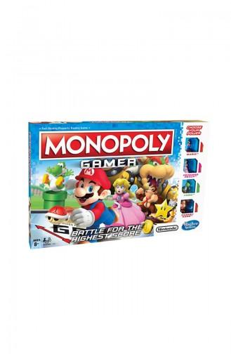Hasbro Oyun Monopoly Gamer-6 HASC1815