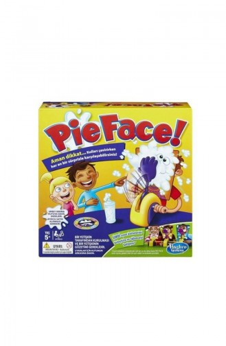 Hasbro Spiel Pie Face Yeni-3HASE2762 2762