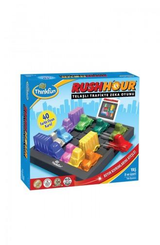 RavensBurger Oyun Rush Hour Regular TR-6 RAV5000